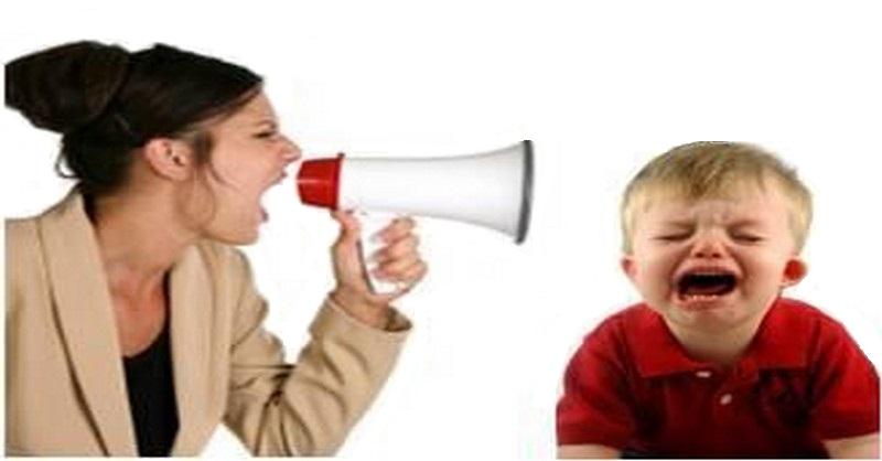 Úplne jednoduchý spôsob, ako prestať kričať na svoje dieťa