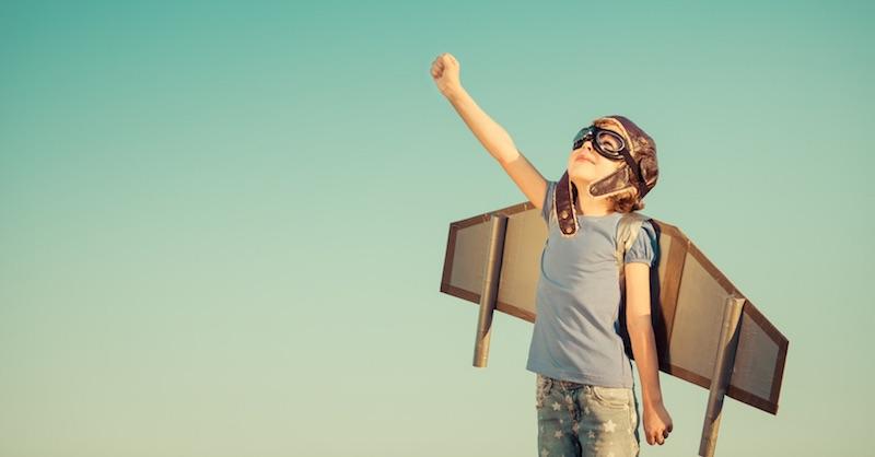 Päť silných slov, ktoré dodajú vašim deťom pocit istoty