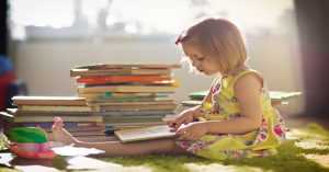 10 spôsobov na upevnenie lásky k čítaniu vo vašich deťoch