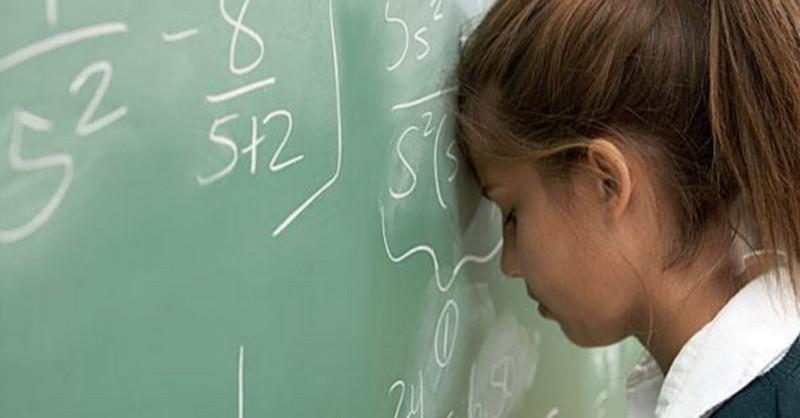 9 spôsobov, ako pomôcť dieťaťu, ktoré nenávidí matematiku