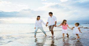 Prečo by ste mali minúť peniaze na rodinné dovolenky