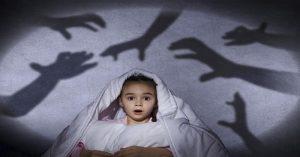 Pomôžte starším deťom poradiť si so strachom