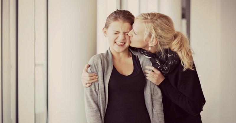 Bojujem, aby som sa spojila so svojou dospievajúcou dcérou, ale to je to, čo sa snažím pamätať si