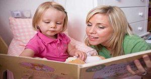 Čo sa deje v hlave vášho dieťaťa, keď mu čítate rozprávku