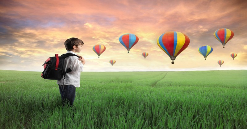 Predstavivosť deťom pomáha pochopiť a spracovať informácie a emócie