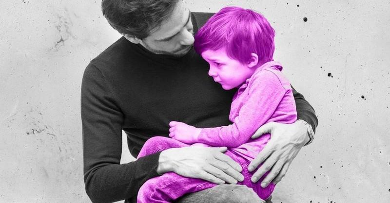 Ako upokojiť dieťa, ak ste stratili nervy