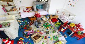 6 tipov, ako v detskej izbe znovu získať hrací priestor