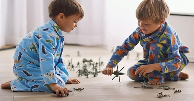 4 spôsoby, ako podporiť spoluprácu medzi súrodencami