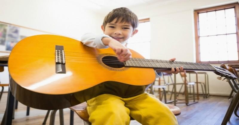 Ako vybrať deťom ten správny hudobný nástroj?
