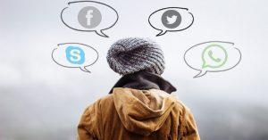 Využívanie sociálnych médií vedie u tínedžerov k internalizovaným problémom v správaní
